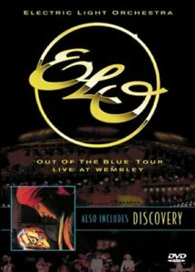 ELO: Out Of The Blue Tour, Live At Wembley, also includes Discovery (DVD)