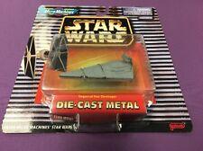 STAR WARS MICRO MACHINES IMPERIAL STAR DESTROYER DIE-CAST METAL 66260