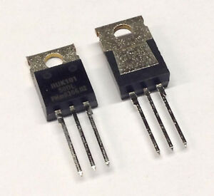 2 Stück BUK101-50DL PHILIPS MOSFET 26A 50V 75W TO220 Transistor (M1014)