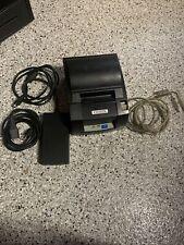 Citizen Ct-S310A Thermal Pos Receipt Printer Usb Port w/ Power