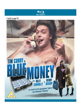 Blue Money Blu-ray - New & Sealed - Tim Curry & Billy Connolly