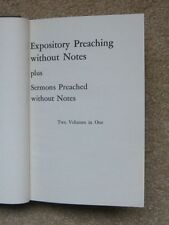 Expository Preaching without Notes by Charles Koller