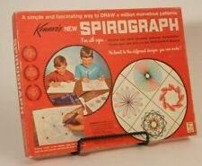 SPIROGRAPH Kenner Art / Drawing Pattern Toy GOOD VINTAGE CONDITION Model 401