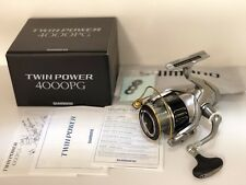 SHIMANO 15 TWINPOWER 4000PG   - Free Shipping from Japan
