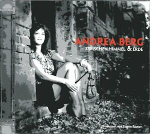 Andrea Berg - Zwischen Himmel & Erde; neuwertige Sony-CD von 2009!