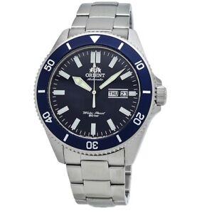 Orient Diver Automatic Blue Dial Men's Watch RA-AA0009L19B