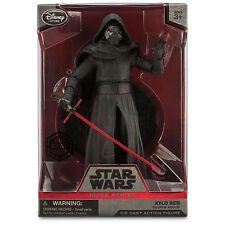 "Star Wars Force Awakens Kylo Ren Elite Series Die Cast Action Figure 7 1/2"" inch"