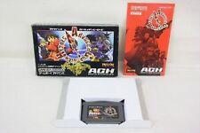 GUARDIAN HEROES Item Ref/bcb Game Boy Advance Nintendo JAPAN Game gba