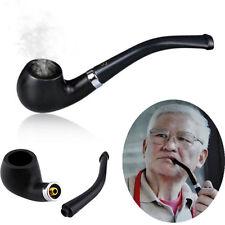 Durable Resin Tobacco Cigarette Cigar Retro Bent Smoking Pipe Mini Smoking Tools