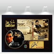 Al Pacino The Godfather II SIGNED FRAMED PHOTO CD Disc The Godfathe Perfect gift