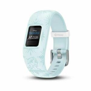 Garmin Vivofit Smartwatch Junior Frozen Elsa Kids Activity Tracker