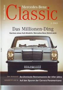 Mercedes Benz Classic 3/03 Strich Acht/8 W115/W114/170 V von 1937/Ewy Rosquvist
