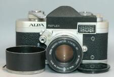 Alpa 6C vintage SLR with 50mm f1.8 AR Kern-Macro-Switar lens - Nice & Rare Ex+!