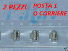 TASTO TASTINO ( 2 pezzi ) PULSANTE POWER SWITCH PER SAMSUNG GT-I9023 Nexus S