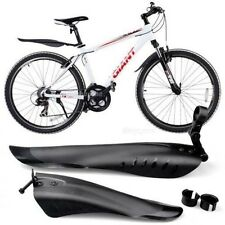 New Mountain Bike Cycling Bicycle Front Rear Plastic Mudguard Fender for Bicycle