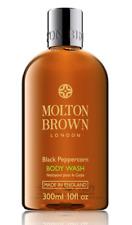 Molton Brown BLACK PEPPERCORN Body Wash - 300ml *NEW/FREE POSTAGE*