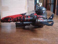 Vintage 2004 G.I. Joe Cobra Night Adder w/ Wild Weasel figure