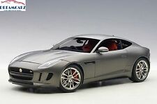 AUTOart 73654 1:18 Jaguar F-Type R Coupe 2015, Matte Grey