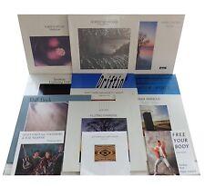 """Electronic LP Sammlung 14 versch., 10 x 12"""" + 4 x 7"""".Neu, 80er Jahre Racket Rec."""