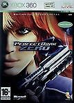 Perfect Dark Zero - Limited Collector's Edition (Xbox 360) with Manual