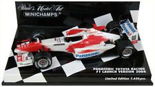 Minichamps Toyota Racing F1 Launch Version 2004 - 1/43 Scale