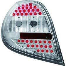Coppia fari fanali posteriori TUNING RENAULT CLIO 05-09 berlina 3/5 pt LED croma