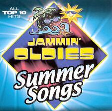 Jammin' Oldies: Summer Songs by Jammin' Oldies (CD, Nov-1999, Masters) NEW