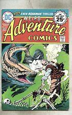 Adventure Comics #437-1975 fn Spectre Jim Aparo