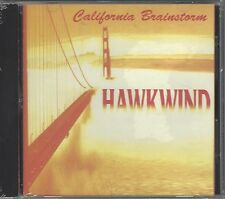 Hawkwind/California Brainstorm * NEW CD * NUOVO *