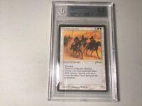 BGS 8.5   Moorish Cavalry [Light]   MTG Arabian Nights   NM - Mint +