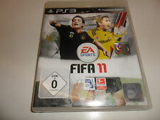 PLAYSTATION 3 PS 3 FIFA 11