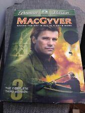 Macgyver - The Complete Third Season Dvd