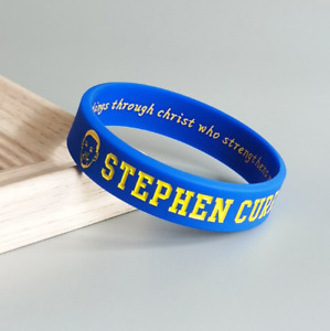 NBA Basketball Sports Star Legend Silicone Hand Band Wristband Bangle Bracelet