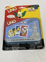 UNO - The Simpsons Special Edition Card Game, NEW