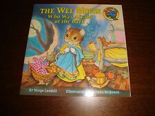 The Wee Mouse Who Was Afraid of the Dark (All Aboard Books) by Margo Lundell