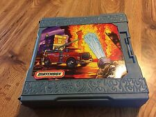 Matchbox Pop-Up Play Set 3 Alarm Fire - Fire Truck