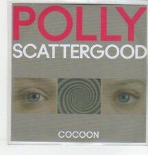 (ET46) Polly Scattergood, Cocoon - 2013 DJ CD