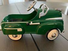 New ListingHallmark Kiddie Car Classics 1941 Steelcraft Murray Chrysler Pedal Car