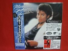 MICHAEL JACKSON Thriller + 12  JAPAN Mini LP CD 1982 EICP-1995