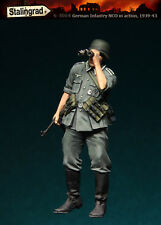 STALINGRAD MINIATURES 1:35 German Infantry NCO in action, 1939-43, S-3064