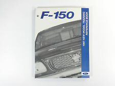 F-150 1997 New Model Training Reference Book; Vintage Softcover 1995