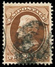momen: US Stamps #135 Used VF/XF