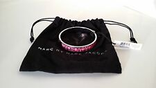 NWT Marc by Marc Jacobs, color: 80256 Fluoro pink bracelet $78.00
