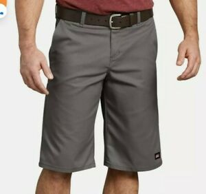 NWT Dickies utilityShorts 11in regular Fit GR405VG GREY size 40