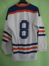 Maillot Hockey Edmonton Oilers #8 shirt NHL vintage jersey 80's Cooper - M