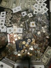 Estate Sale Coins ~ Rare US Coins & Foreign Coins ~ Currency Collection