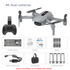 Mini Foldable Drone with Dual Camera for Kids Beginners HD FPV RC Quadcopter NEW