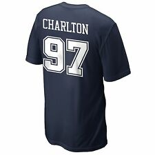 Taco Charlton Dallas Cowboys Nike Player Pride Name & Number Tee Adult Large