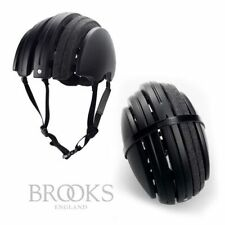 Brooks Carrera Large / XL  Size 61-64 Folding Compact-able Bicycle Helmet black