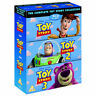 TOY STORY TRILOGY [Blu-Ray Box Set]  Movies 1 2 3 Disney & Pixar Region Free